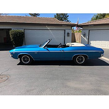 1969 Chevrolet Chevelle for sale 101482264