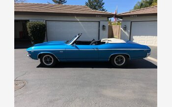 1969 Chevrolet Chevelle for sale 101482264