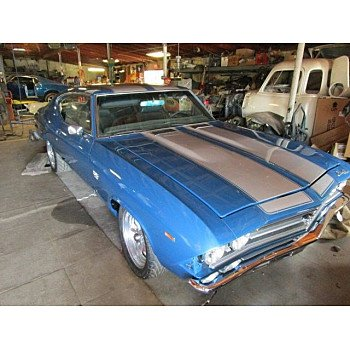 1969 Chevrolet Chevelle SS for sale 100825531