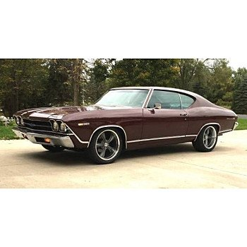 1969 Chevrolet Chevelle for sale 100825697