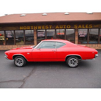 1969 Chevrolet Chevelle for sale 100852713