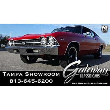 1969 Chevrolet Chevelle for sale 100965413