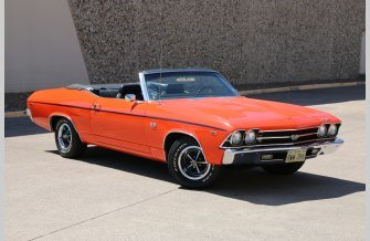 1969 Chevrolet Chevelle SS for sale 101024467