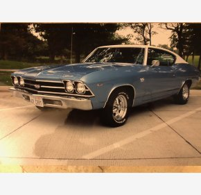 1969 Chevrolet Chevelle SS for sale 101045762