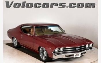 1969 Chevrolet Chevelle for sale 101058352