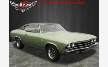 1969 Chevrolet Chevelle SS for sale 101119183