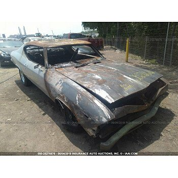 1969 Chevrolet Chevelle for sale 101152237
