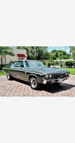 1969 Chevrolet Chevelle SS for sale 101181783