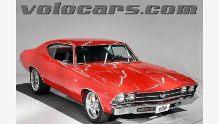 Chevrolet Chevelle Classics for Sale - Classics on Autotrader