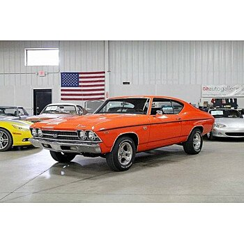 1969 Chevrolet Chevelle for sale 101193891