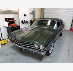 1969 Chevrolet Chevelle SS for sale 101211414
