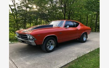 1969 Chevrolet Chevelle SS for sale 101218386