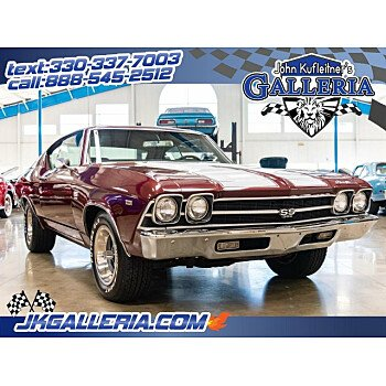 1969 Chevrolet Chevelle for sale 101220407