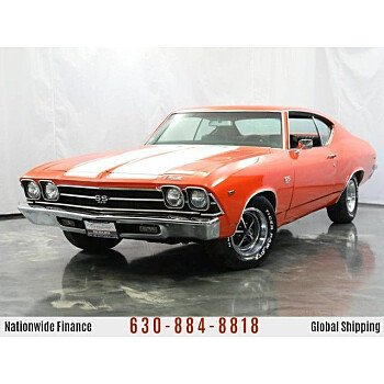 1969 Chevrolet Chevelle for sale 101222814