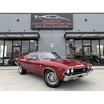 1969 Chevrolet Chevelle for sale 101234332