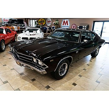1969 Chevrolet Chevelle for sale 101235031