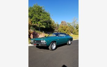 1969 Chevrolet Chevelle SS for sale 101240711