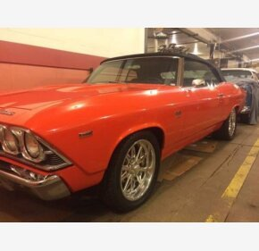 1969 Chevrolet Chevelle SS for sale 101264545