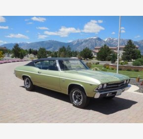 1969 Chevrolet Chevelle SS for sale 101264915