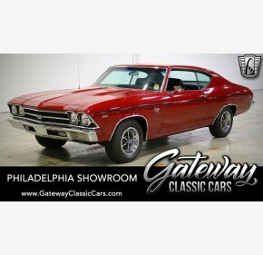 1969 Chevrolet Chevelle SS for sale 101270011