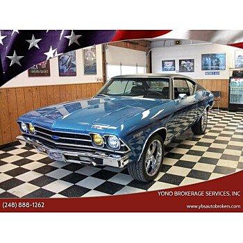 1969 Chevrolet Chevelle for sale 101274850