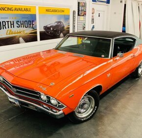 1969 Chevrolet Chevelle for sale 101307307