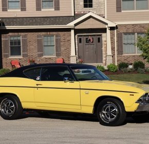 1969 Chevrolet Chevelle SS for sale 101326102