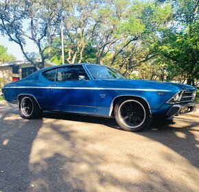 1969 Chevrolet Chevelle SS for sale 101326576