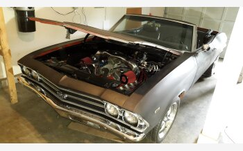 1969 Chevrolet Chevelle SS for sale 101354729