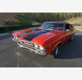 1969 Chevrolet Chevelle SS for sale 101392225