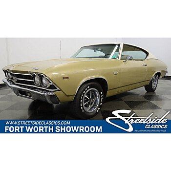 1969 Chevrolet Chevelle SS for sale 101392584