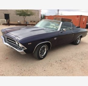 1969 Chevrolet Chevelle SS for sale 101399565
