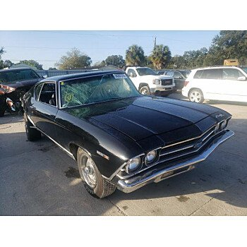 1969 Chevrolet Chevelle for sale 101403189