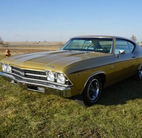 1969 Chevrolet Chevelle SS for sale 101405367