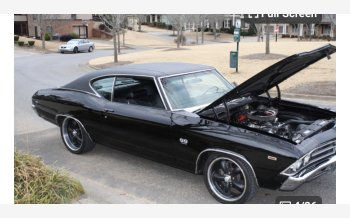 1969 Chevrolet Chevelle SS for sale 101435705