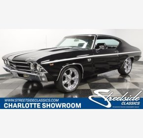 1969 Chevrolet Chevelle SS for sale 101436449