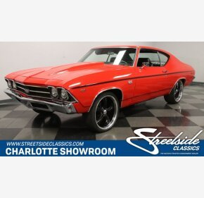 1969 Chevrolet Chevelle SS for sale 101470477