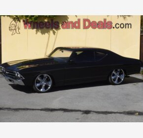 1969 Chevrolet Chevelle for sale 101473408