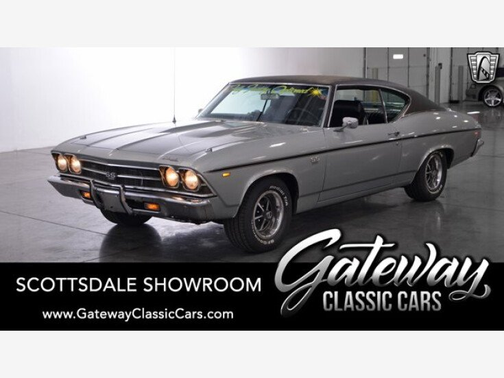 1969 Chevrolet Chevelle SS for sale 101529905
