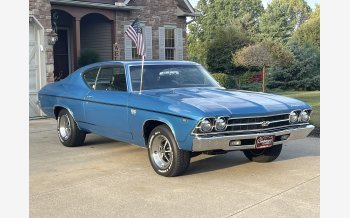 1969 Chevrolet Chevelle SS for sale 101609155