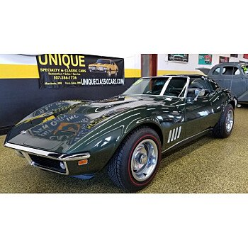 1969 Chevrolet Corvette for sale 101024091
