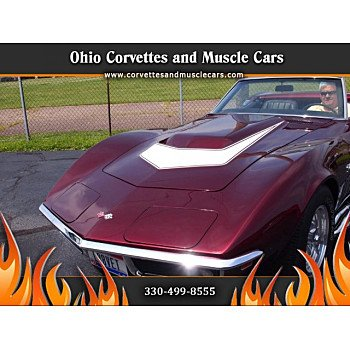 1969 Chevrolet Corvette for sale 100020688