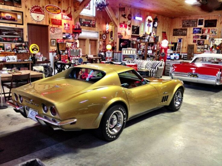 1969 Chevrolet Corvette for sale 100860524