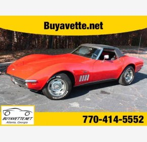 1969 Chevrolet Corvette for sale 101099017