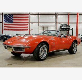 1969 Chevrolet Corvette for sale 101245007