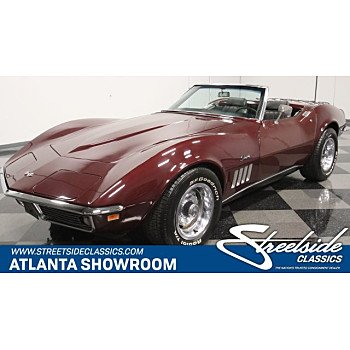 1969 Chevrolet Corvette Convertible for sale 101291491