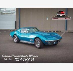 1969 Chevrolet Corvette for sale 101336333