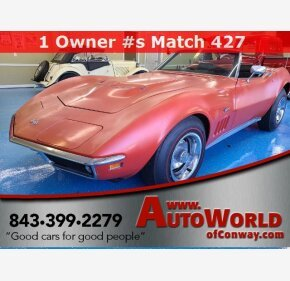 1969 Chevrolet Corvette for sale 101416559