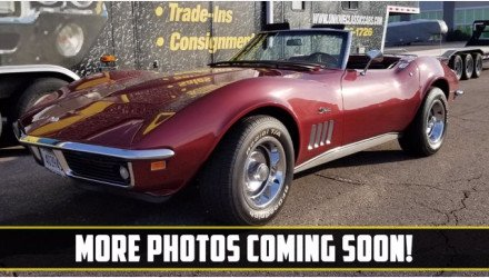 1969 Chevrolet Corvette Convertible for sale 101425975