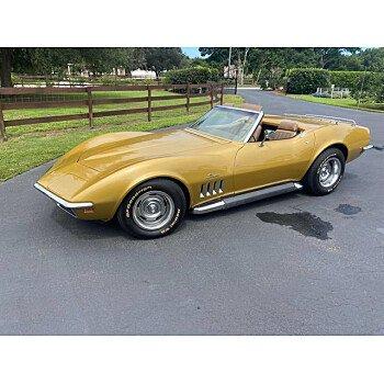 1969 Chevrolet Corvette Convertible for sale 101609827